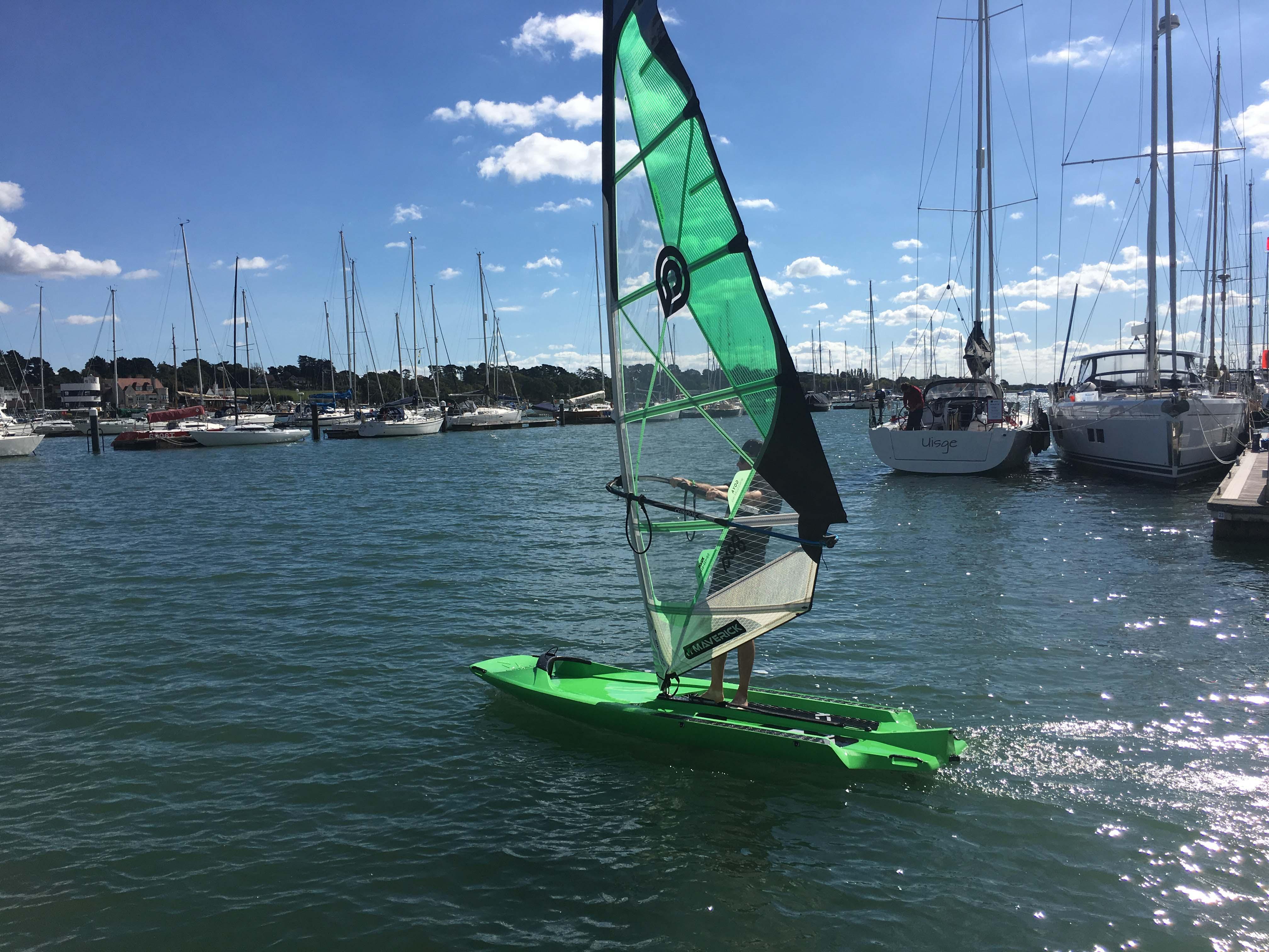 Windsurf Maverick